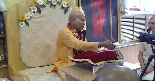 Subhag Swami - Follow The Perfect to become Perfect, 12-11-2018, Srimad Bhagavatam 08.05.49