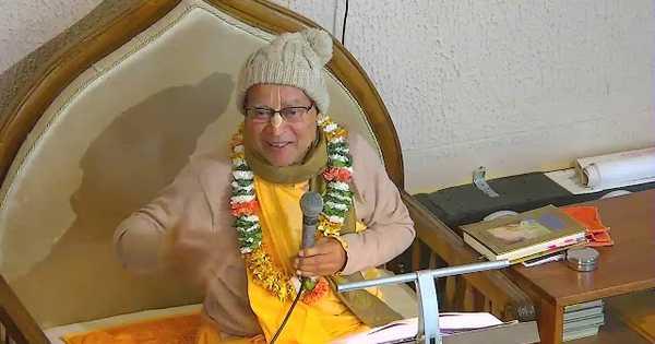 Subhag Swami - Maintaining Spiritual Standards, 16-July-2019, ISKCON Ljubljana