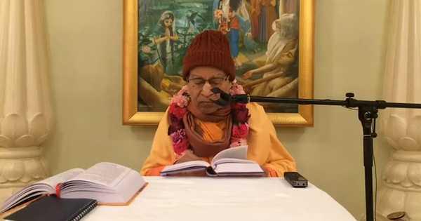 Subhag Swami - Morning Class SB 4.14.32, Australia, 8 Oct 2018