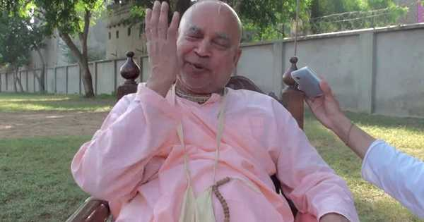 Subhag Swami - Slap of Jagannath