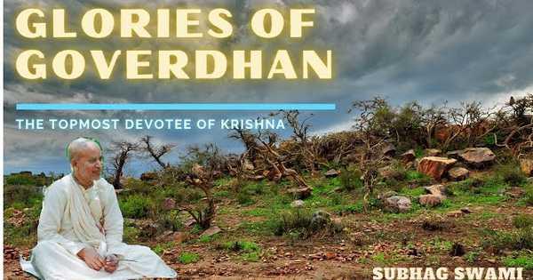 Glories of Goverdhan