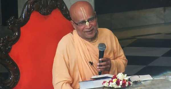 Subhag Swami - 2010 Abhishek of Krsna Balaram in USA
