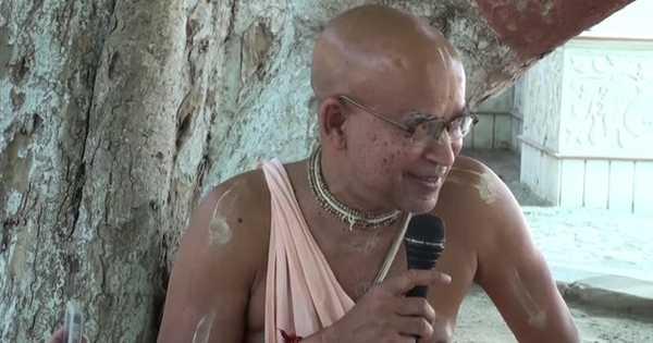 Subhag Swami - Sunday Feast at ISKCON Chowpatty - 03 December 2017