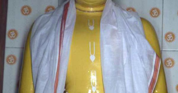 Subhag Swami Maharaj in Ambika Kalna