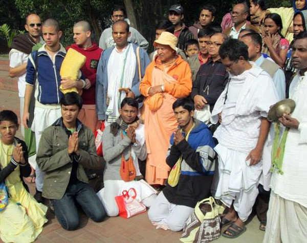 Subhag Swami Maharaj Bangladesh Preaching