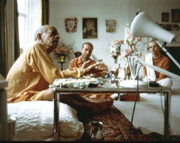 Subhag Swami Maharaj, Prabhupada Sanga